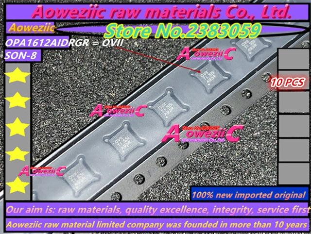 Aoweziic 100% Nieuwe Geïmporteerde Originele OPA1612AIDRGR Ovii OPA1622IDRCR O1622 01622 Zoon 8 Audio Operationele Versterker