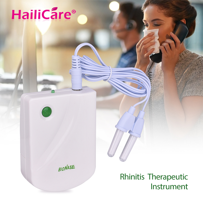 Nose Treatment Rhinitis Therapy Device Sinusitis Relief Nose Cure Device Cure Nasal Allergic Laser Light Therapentic Health Care