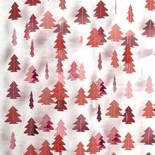 Banner Christmas-Ornament Birthday-Party-Decor Garland Wall-Hanging-Decor Wedding New-Year