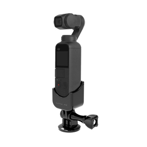 Image 5 - Backpack/Bag Clamp Clip for DJI Osmo Pocket Gimbal Fixed Adapter Mount for Osmo Pocket Action Camera Backpack Holder Accessories