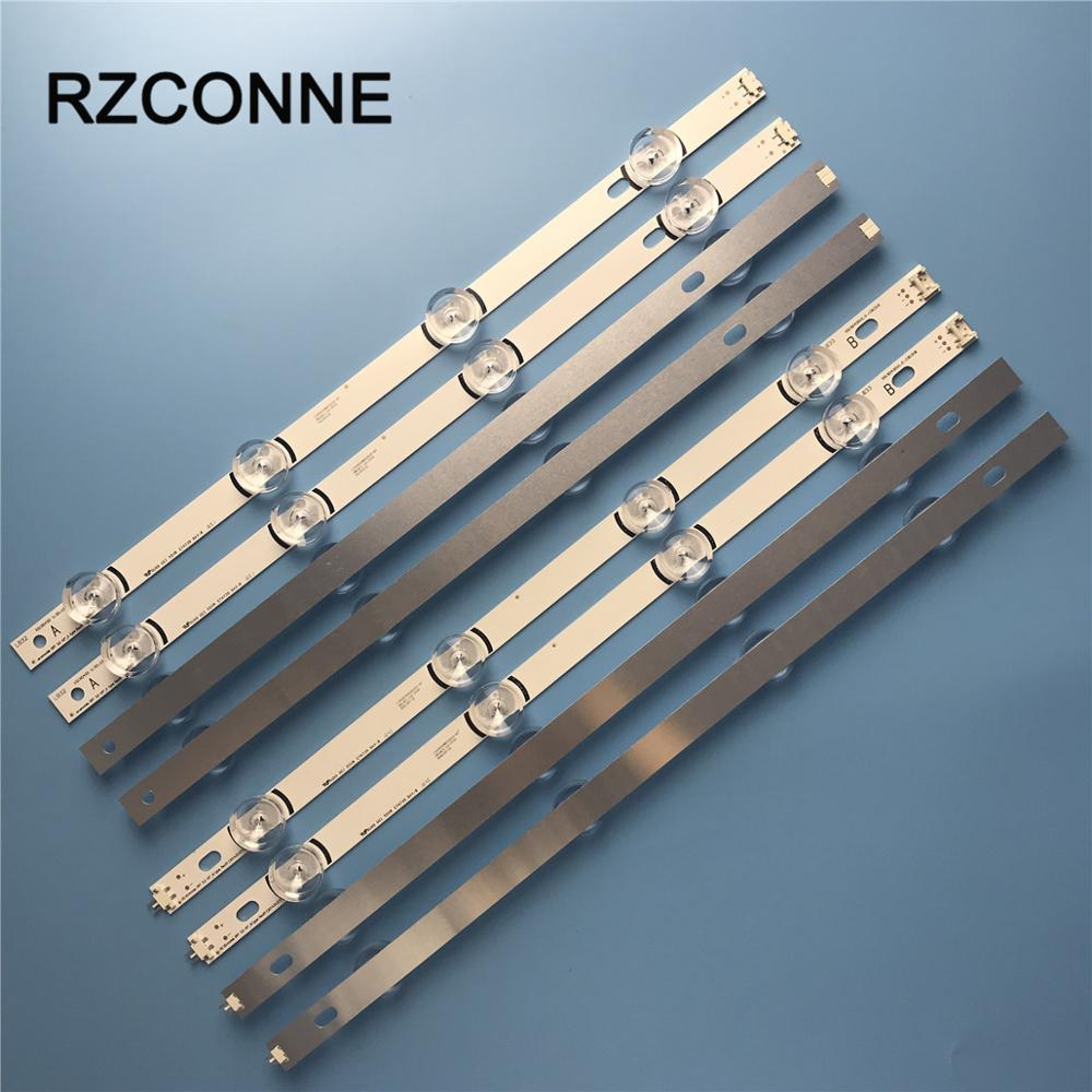 LED Strip For LG DRT INNOTEK DRT 3.0 42'' A/B TYPE 6916L-1709A 6916L-1710A LC420DUH-FGP1 HC420DUN-VAHS2 42LB551V 42LF561V