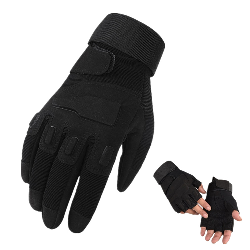 Military Tactical Gloves Gym Weight Driving Motocycle Men's Gloves Outdoor Sports Assault Men Women Army Tactical Mittens Gloves