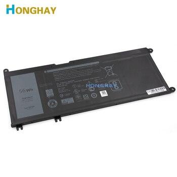 Honghay 33YDH batería del ordenador portátil para Dell Inspiron 17 7778, 7779 de 7773 15 7577 G3 15 3579 5587 17 3779 7588 P30E serie