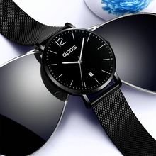 Fashion Business watches men Stainless Steel relogio masculino watch Quartz Business Wristwatch reloj hombre Relogio Masculino men s fashion luxury watch stainless steel sport analog quartz mens wristwatches relogio masculino watch men reloj hombre bayan