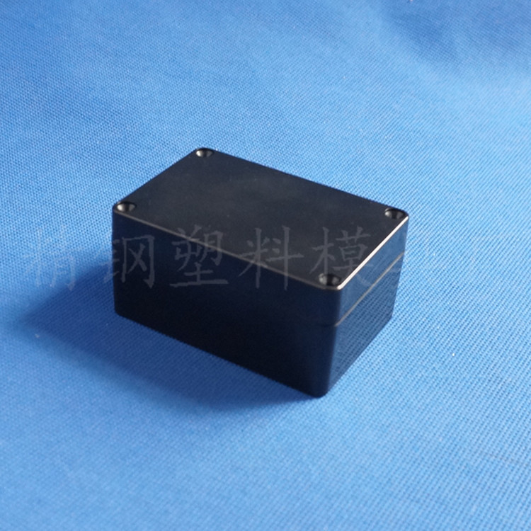 1pc 100x68x50mm Black Box Plastic Electronic Project Box Gray DIY Enclosure Instrument Case Electrical Supplies 100*68*50mm