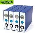 1 8 pièces VariCore 3.2V 90Ah LiFePO4 batterie Lithium fer phospha 90000mAh peut faire des batteries de bateau batteries de voiture.