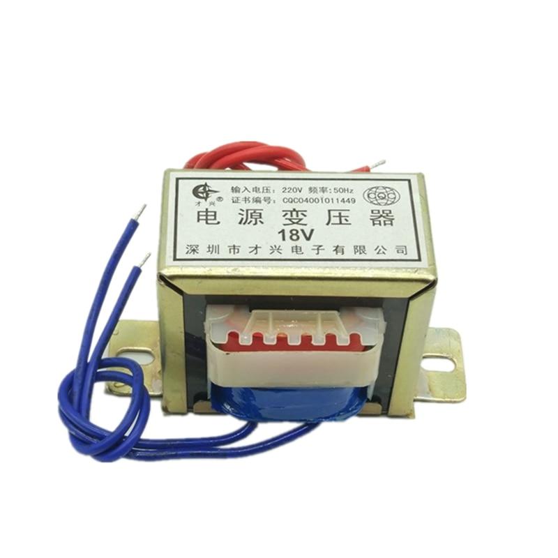 Image 5 - 25W power transformer DB 25VA AC 220V  to AC 6V 9V 12V 15V 18V 24V single / double EI57*35 single phase isolation transformerTransformers   -