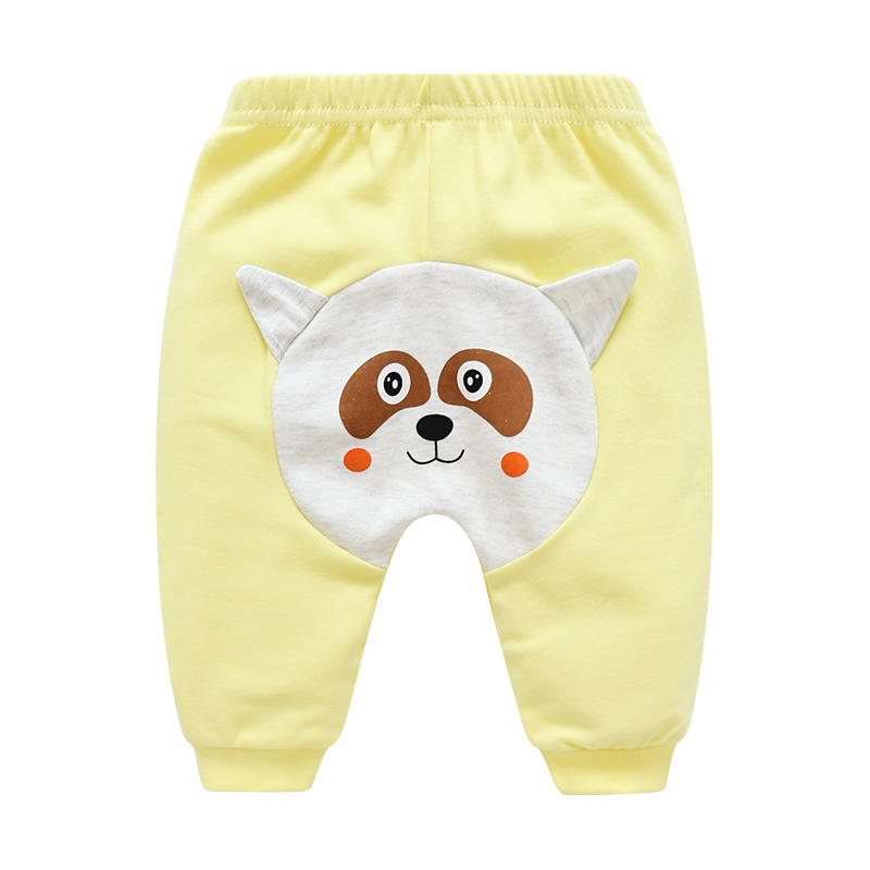 Baby Pant Legging Baby-Boy-Trousers Bottoms Babies Cartoon-Pattern For Hot-Selling Lovely