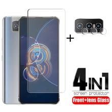 For Asus Zenfone 8 Flip Glass For Asus Zenfone 8 Flip Tempered Glass Film Screen Protector For Asus Zenfone 8 Flip 8 Lens Glass