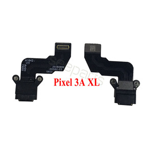 Image 2 - For Google Pixel 3A XL Charging Connector Charger Port Dock Plug Connector Board For Google Pixel 3A Charging Port Flex Cable