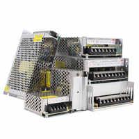Power Supply DC 5V 12V 24V 3A 5A 10A 15A 20A 25A 30A lighting Transformers 5 12 24 V Volt LED Driver Supply LED Strip Tape Lamp