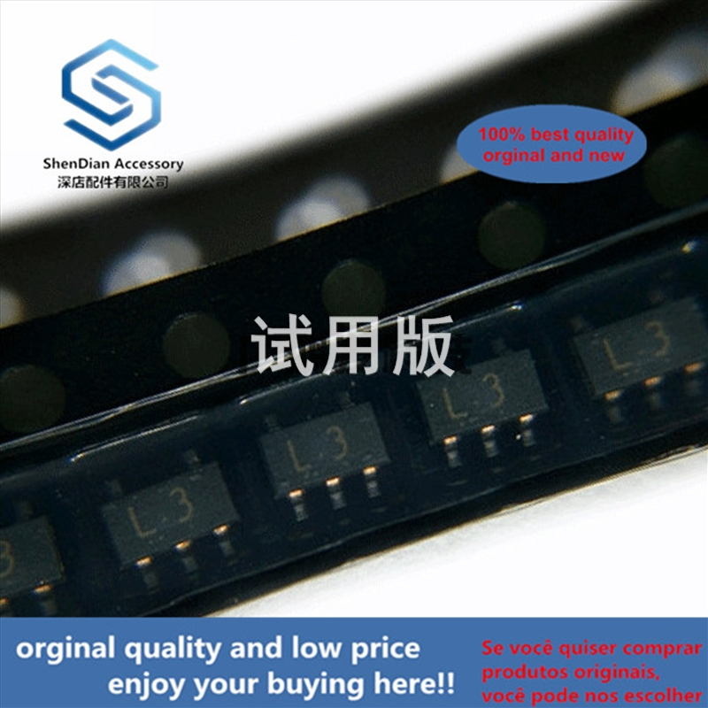 10pcs 100% Orginal New TC7SL02F Logic Gate IC SOT-153 23-5