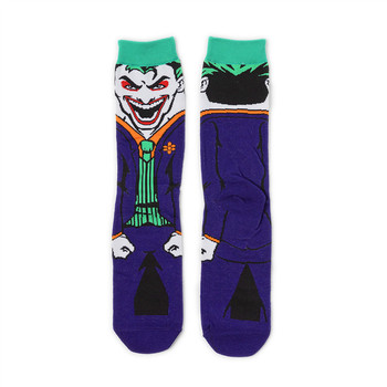 Suicide Squad Joker Arrival Cute Cartoon Anime men Women Socks Ankle Socks Kawaii party favor cosplay gifts injustice gods among us the joker suicide squad shf s h figuarts the dark knight joker cartoon pvc action figure toy