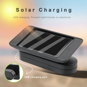 Image 4 - Xe Lốp Áp Cảnh Báo Nhiệt Độ Nhiên Liệu Tiết Kiệm Năng Lượng Mặt Trời TPMS Hệ Thống Giám Sát Áp Suất Lốp Với 4 Bên Ngoài Cảm Biến