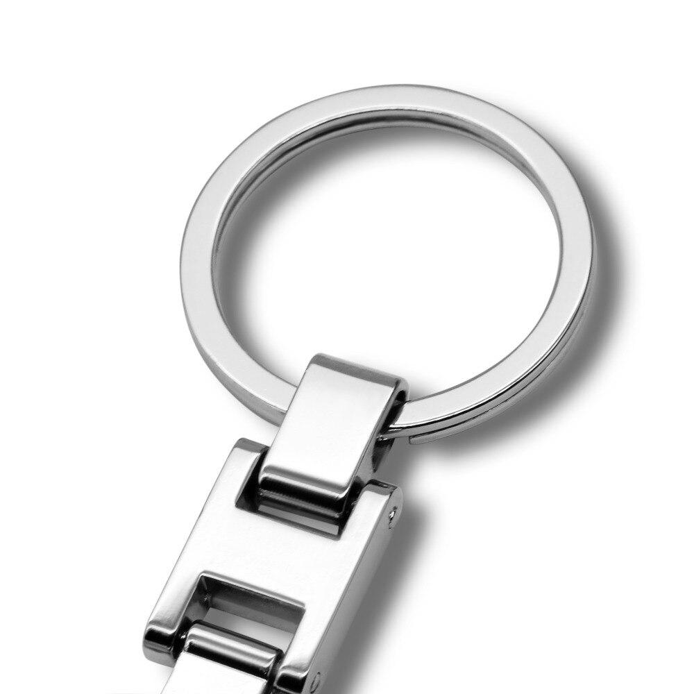 Renault Clio 16v  RT Key Ring Silver