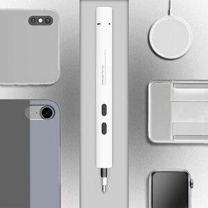Image 5 - Chave de fenda magnética elétrica sem fio, portátil, profissional, broca, set para pequenos dispositivos, reparo