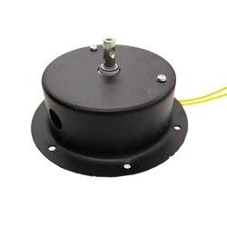 CLAITE AC110V/AC220V 1.5 RPM/3 RPM Rotativa Bola de Espelhos Reflexão Do Motor Disco de Vidro para a Luz De Natal