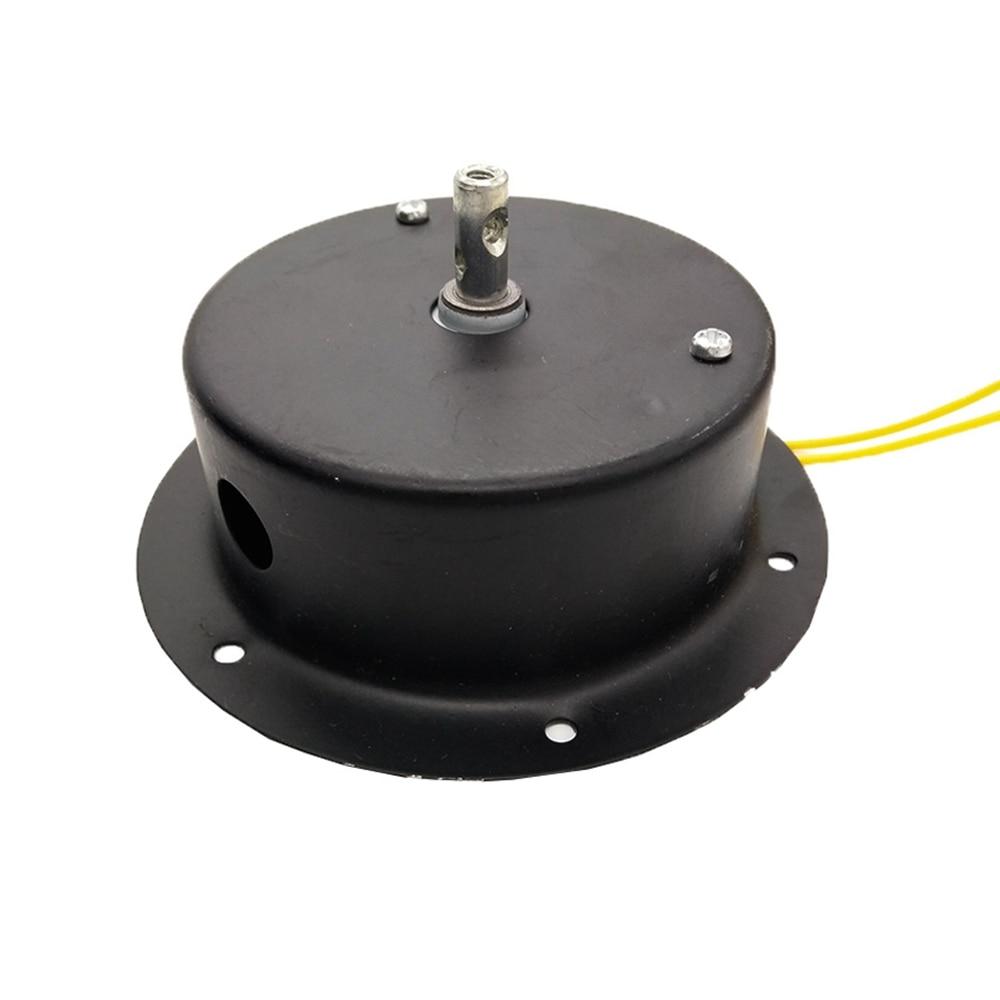 CLAITE AC110V/AC220V 1,5 RPM/3 RPM vidrio giratorio espejo bola Motor reflexión Disco para luz de Navidad