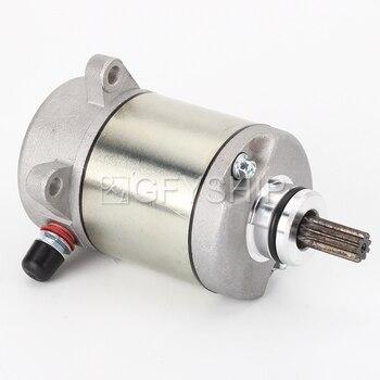 For HONDA ATV TRX250 FourTrax 250 TRX250TM TRX250TE TRX250EX Recon Sportrax ES EX Motorcycle Electrical Engine Starter Motor