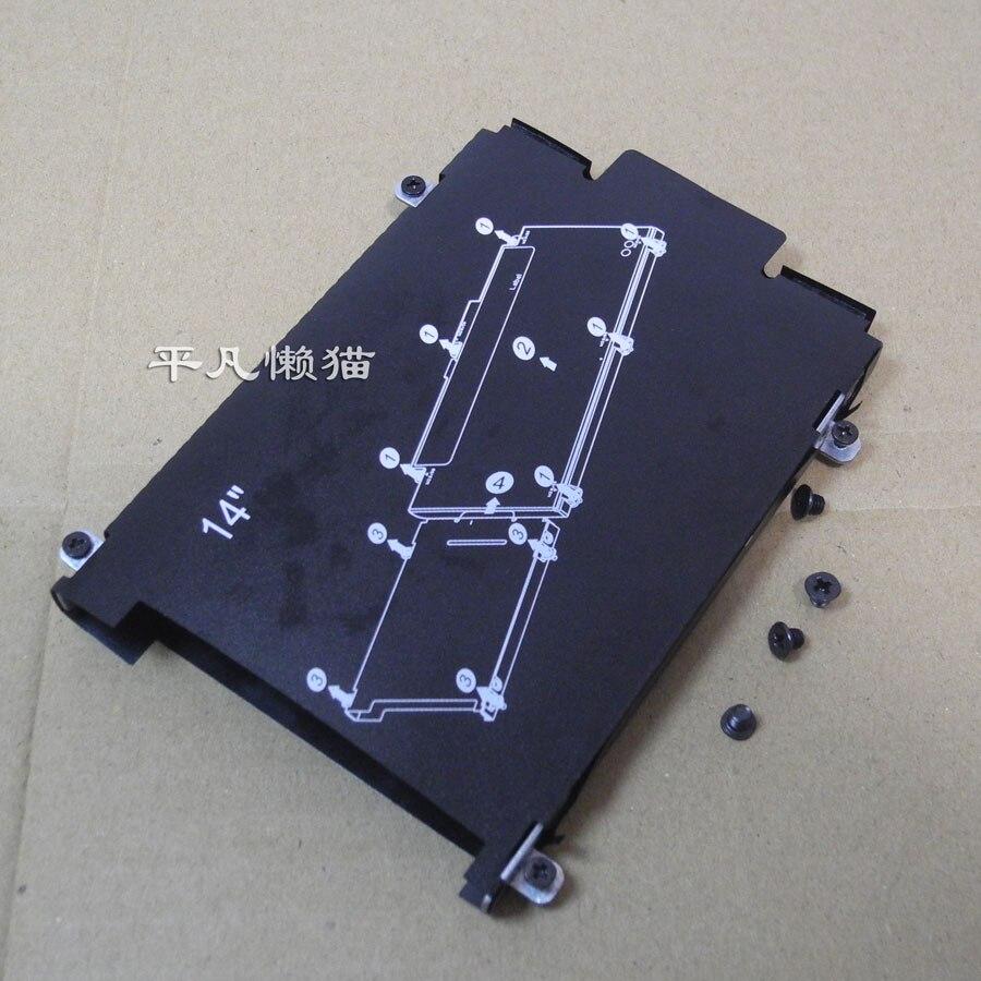 New Hard Disk Cases Caddy Frame Bracket For HP 640 645 650 655 G4 G5