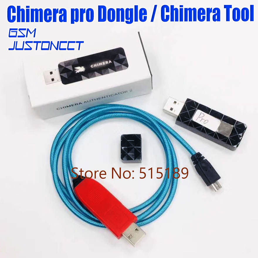 2019 NEW 100% Original Chimera Dongle / Chimera Pro Dongle(Authenticator) With All Modules 12 Months License Activation