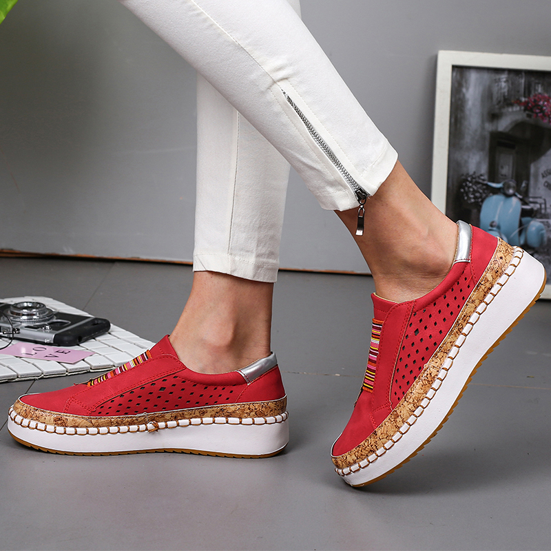 Women's Flat Heel Shoes
