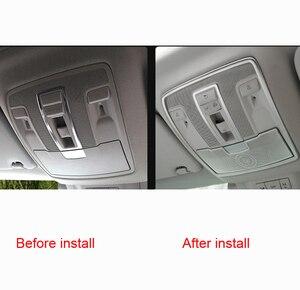 Image 4 - รถอ่านไฟแผงตกแต่งโคมไฟโดมสำหรับ Mercedes Benz GLE W166 ML GL GLS X166 อัตโนมัติอุปกรณ์เสริม
