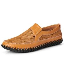 Summer Men Casual Shoes Breathable Mesh