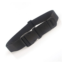 Suitable for Men and Women, Casual Cloth Belt Sports Plastic Steel Buckles High