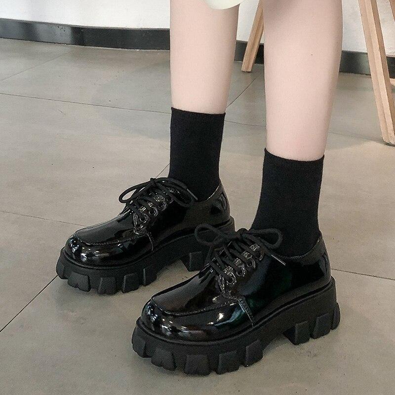 Женские кроссовки со скрытым каблуком, увеличивающие рост; Женская обувь на танкетке; Осенняя женская обувь на платформе с высоким берцем; M1093 Кроссовки и кеды      АлиЭкспресс
