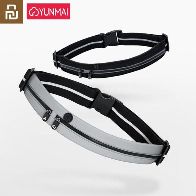 Youpin Yunmai ספורט בלתי נראה כיסים עמיד למים/זיעה התנגדות 3M הלילה רעיוני נייד טלפון מפתחות תיק חיצוני ריצה