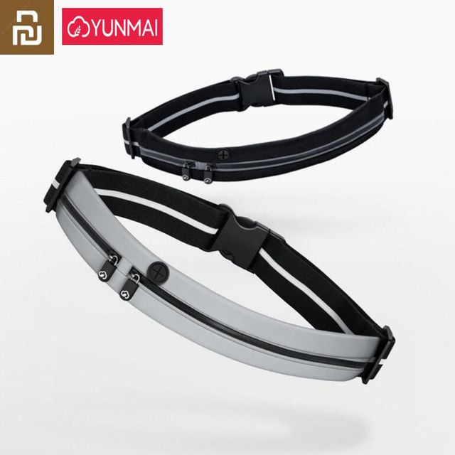 Youpin Yunmai Sports Invisible Pockets Waterproof/Sweat Resistance 3M Night Reflective Mobile phone Keys Bag Outdoor Running