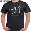 Целлюлоза фантастика-мужская футболка sbz6361