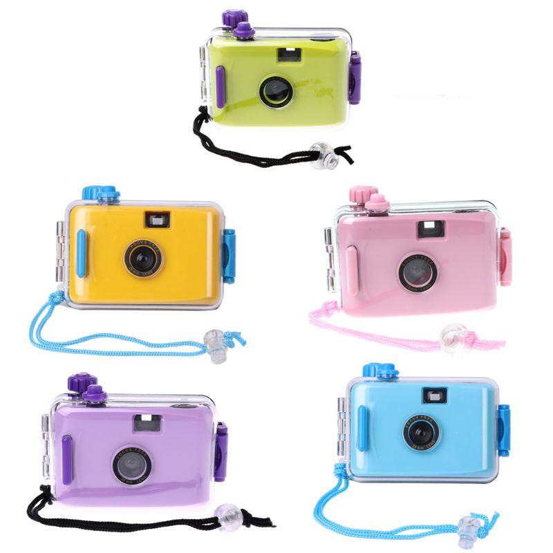 2019 New For Lomo Underwater Waterproof  Camera Mini Cute 35mm Film With Housing Case Photographic camera
