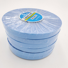Wholesale 1Roll36yards Strong Hair System Tape Lace Front Support Blue Double Sided Tape For Tape Hair Extension/Toupee/Lace Wig