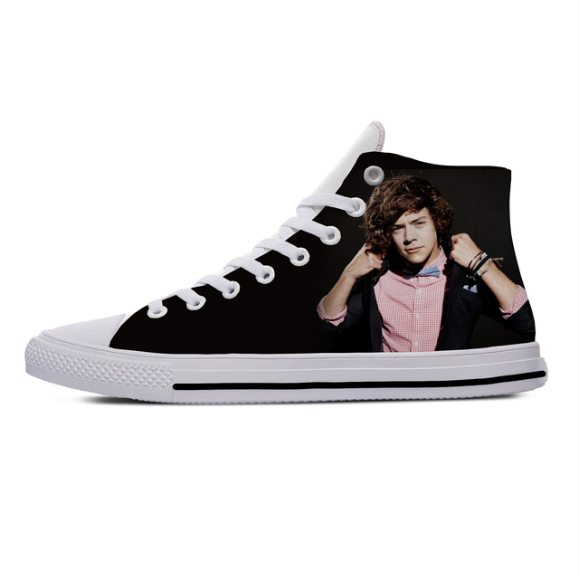 HARRY STYLES HIGH TOP SHOES (10 VARIAN)