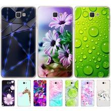 Zachte Tpu Siliconen Cases Voor Samsung Galaxy J7 Prime Sm G6100 G610F G610M Cover Voor Samsung J7 Prime On7 2016 telefoon Gevallen