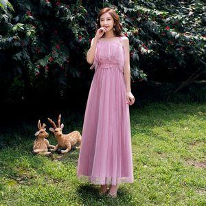 Image 3 - ชุดเจ้าสาวยาว Lady ชุดสำหรับงานแต่งงานชุด vestidos de Festa vestidos de Fiesta de Noche PRO30069