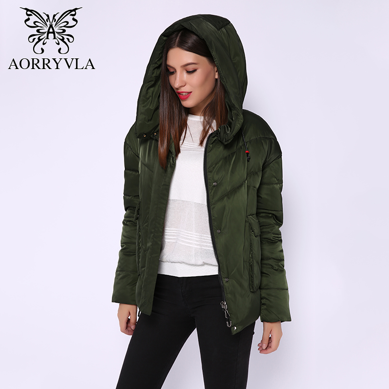 Women's Thick Winter Down Jacket 5