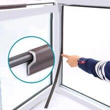 2M samoprzylepne drzwi okno taśma uszczelniająca dźwiękoszczelne pianka akustyczna taśma uszczelniająca rozpraszanie pogody wypełniacz do szczelin okucia okienne