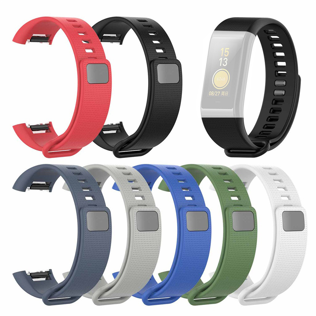 2020 Fashion Adjustable Soft Printing Silicone Bracelet Watch Band Wriststrap For Xiaomi <font><b>Huami</b></font> <font><b>Amazfit</b></font> <font><b>Cor</b></font> <font><b>Midong</b></font> Band #40 image