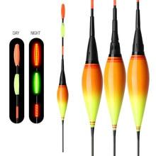 Equipment-Tool Bobber Light-Stick Fishing-Accessories Flotador-Fish-Float DONQL 2-Battery