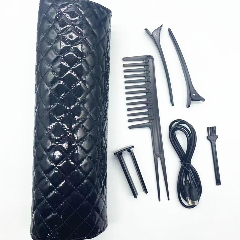 זרוק משלוח USB טעינה שיער פיצול גוזם שיער קליפר חיתוך פיצול שיער קאטר מכונת יופי כלי