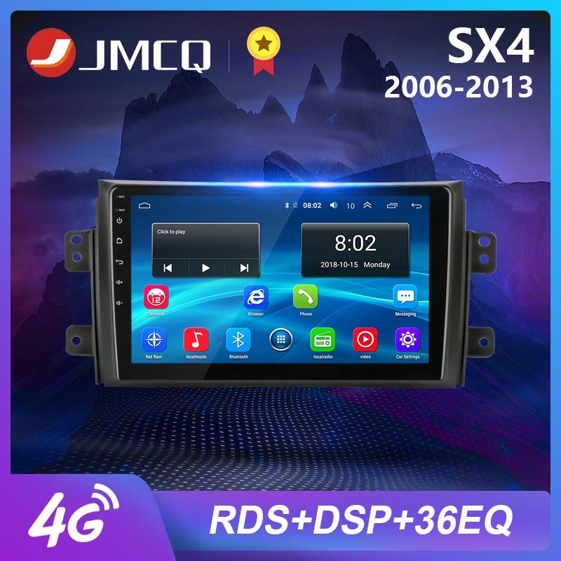 2 Din Android 4G Car Radio For Suzuki SX4 2006-2013 2Din Car Radio GPS Navigation Tape Recorder Stereo Car Dvd Player Head Unit