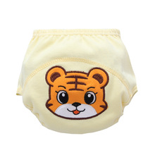 1pc Baby cotton Diapers Waterproof  Nappy Cloth Diaper Training Pants Reusable Nappies Real Pocket Cover Wrap