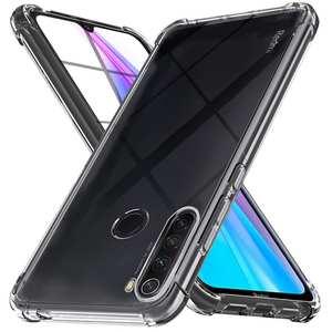 Phone-Case Note8-Pro Xiaomi Redmi Transparent-Cover for K30-K20 5 6/7/8-pro/.. Funda