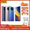 POCO X3 Pro Global Version 6GB+128GB/8GB+256GB Xiaomi Smartphone Snapdragon 860 120Hz DotDisplay 33W Fast Charger AI Camera NFC 1