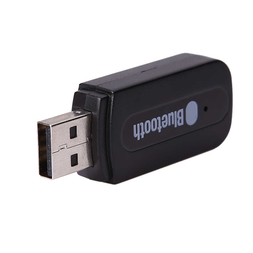 Receptor y receptor de Audio y música, adaptador de Dongle estéreo de 3,5mm, USB, Bluetooth, cable AUX, Dongle inalámbrico, receptor y receptor de música