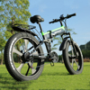 ZPAO Fat Bike e Bike 1000W Folded Electric Bicycle Electronic Bikes Bicicleta Electrica Adulto Mountain Electrical Bicycles 4