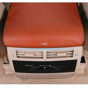 Image 4 - Coque en cuir pour accoudoir de voiture